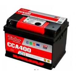 Bateria Tudor 50 Ah 12V. Selada