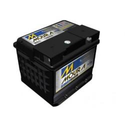 Bateria Moura clean 36Ah 12V selada.